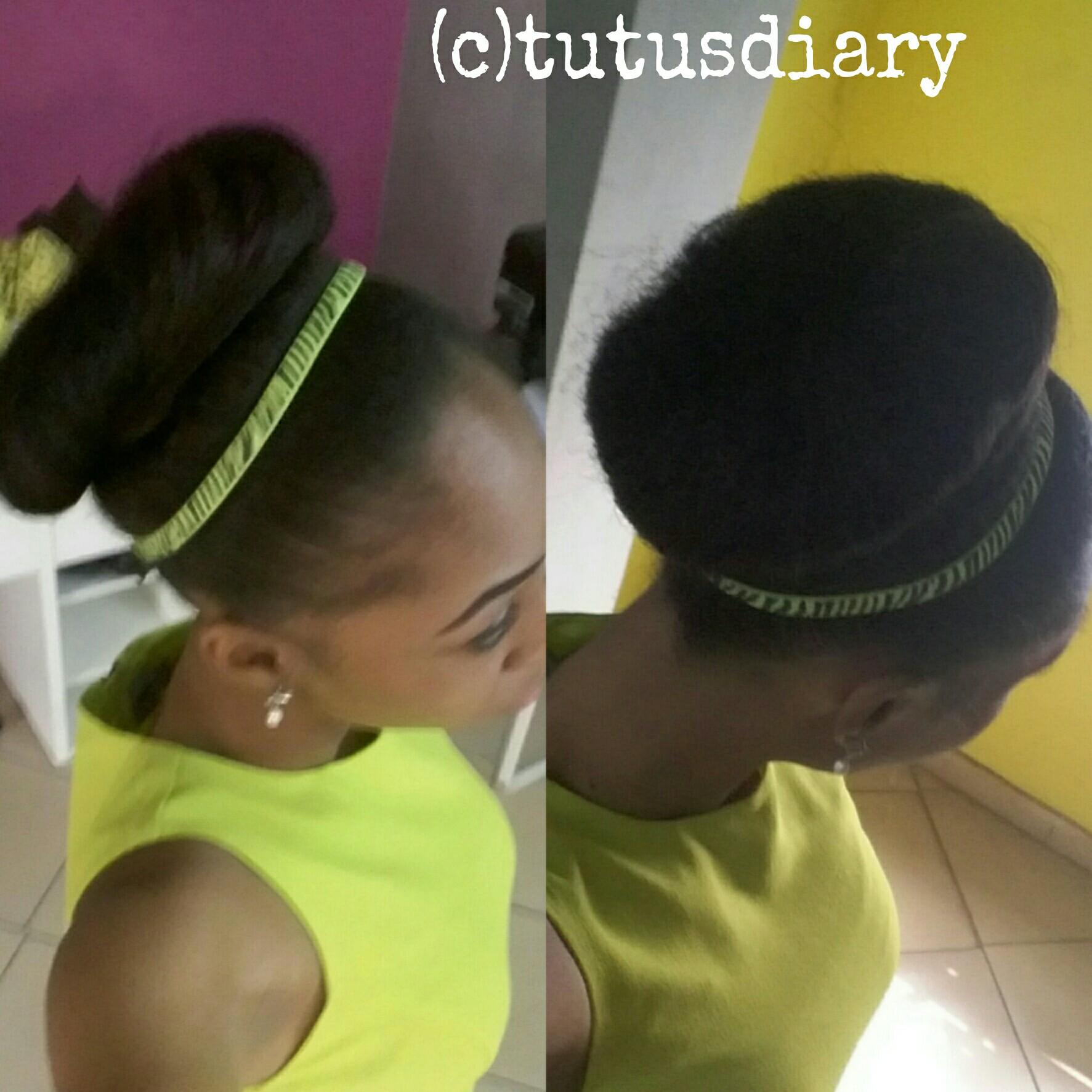 Hair journey 12