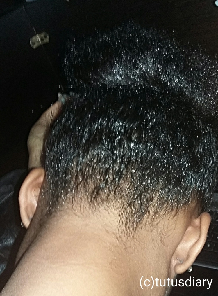 Hair journey 5