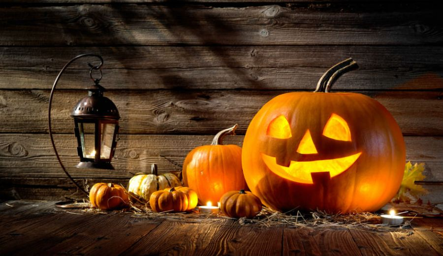 Halloween… The very firstexperience